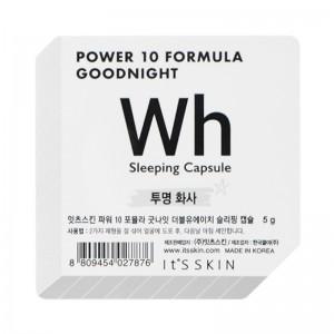 Its Skin - Gesichtsmaske - Power 10 Formula Goodnight Sleeping Capsule WH