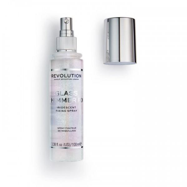 Revolution - Glass Shimmer Fix Fixing Spray