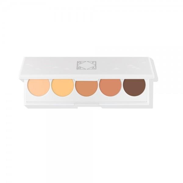 Ofra - Palette di fondazione in crema - Signature Palette - Contouring & Highlighting Cream Foundation