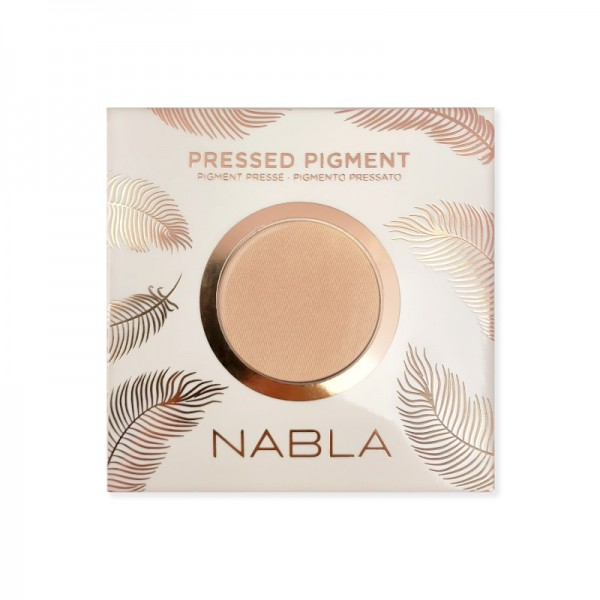 Nabla - Lidschatten - The Matte Collection - Pressed Pigment Feather Edition - Kids