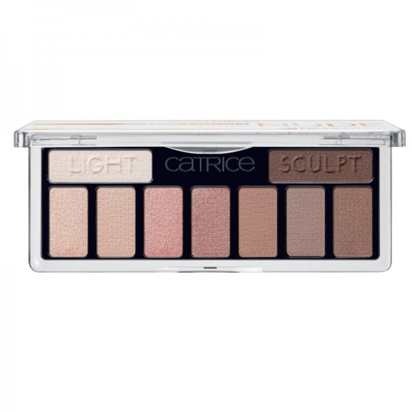 Catrice - Lidschattenpalette - The Fresh Nude Collection Eyeshadow Palette - 010