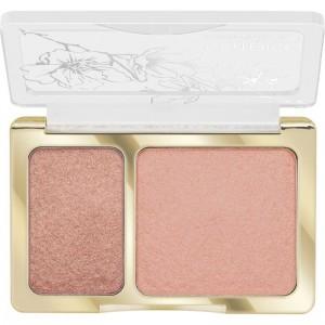 Catrice -  Glow Palette - Glow In Bloom Monochromatic Blush & Glow C01 - Dahlia Duet