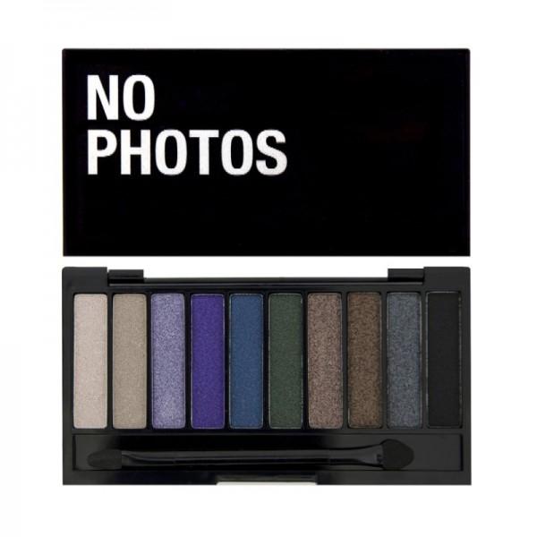 I Heart Makeup - Lidschatten Palette - Slogan Range - No photos please with mini primer