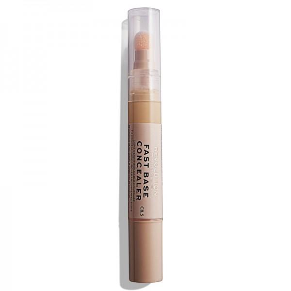 Makeup Revolution - Concealer - Fast Base Concealer - C8.5