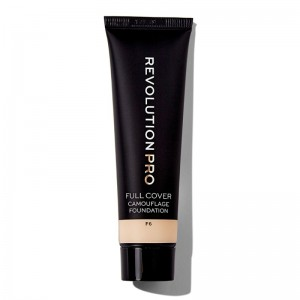 Revolution Pro - Foundation - Full Cover Camouflage Foundation - F6
