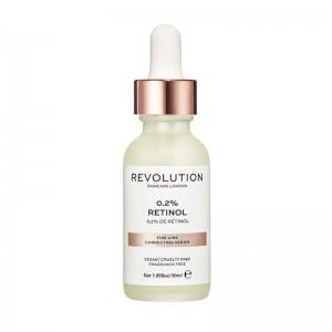 Revolution - Serum - Skincare Fine Line Correcting Serum - 0.2% Retinol