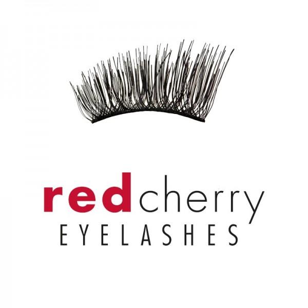 Red Cherry - Falsche Wimpern - DS01 - Charlie - Echthaar