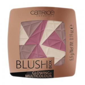 Catrice - Rouge - Blush Box Glowing + Multicolour - 030 Warm Soul