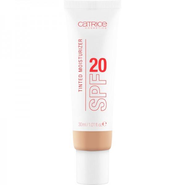 Catrice - SUNCLUSIVE Tinted Moisturizer SPF 20 - C01 Light
