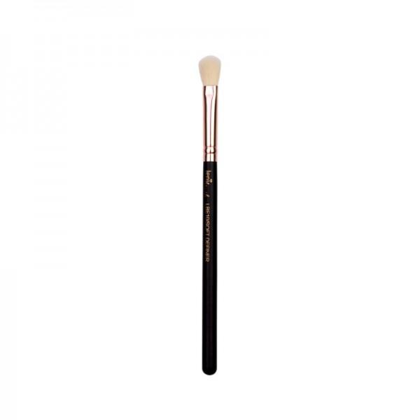 lenibrush - Soft Definer Brush - LBE10 - Matte Black Edition