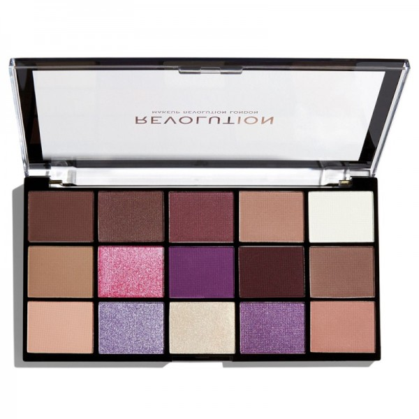 Makeup Revolution - Eyeshadow Palette - Re-Loaded Palette - Visionary