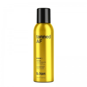 b.tan - Self Tan - tanned AF - 1 hour bronzing mist - darkest