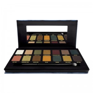 W7 - Eyeshadow Palette - On The Rocks - Neutrals on Ice
