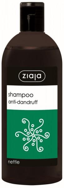 Ziaja - Nettle Shampoo - Anti-Dandruff