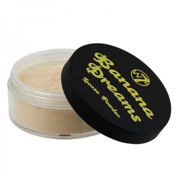 W7 Cosmetics - Puder - Banana Dreams Loose Powder