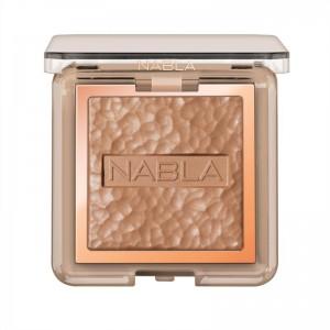 Nabla - Miami Lights Collection - Skin Bronzing Bronzer - Ambra