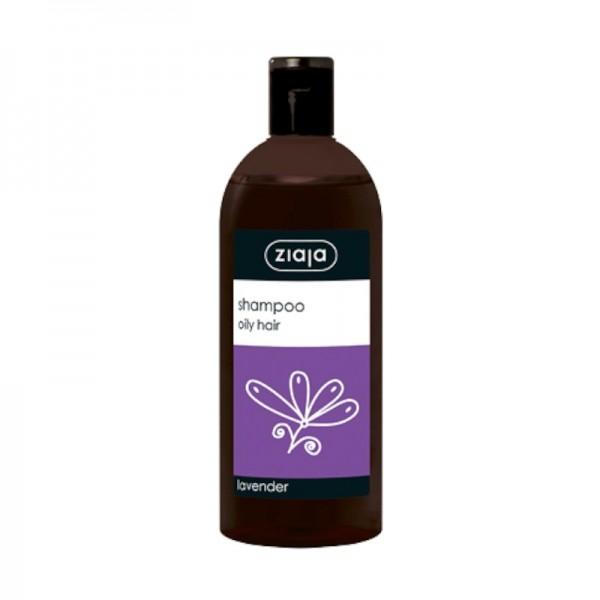 Ziaja - Shampoo - Fettiges Haar - Lavendel - 500ml