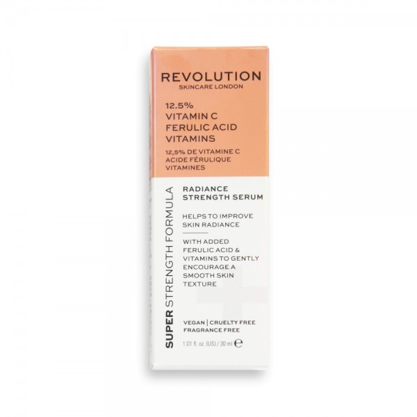 Revolution - Skincare 12.5% Vitamin C, Ferulic Acid Radiance Serum