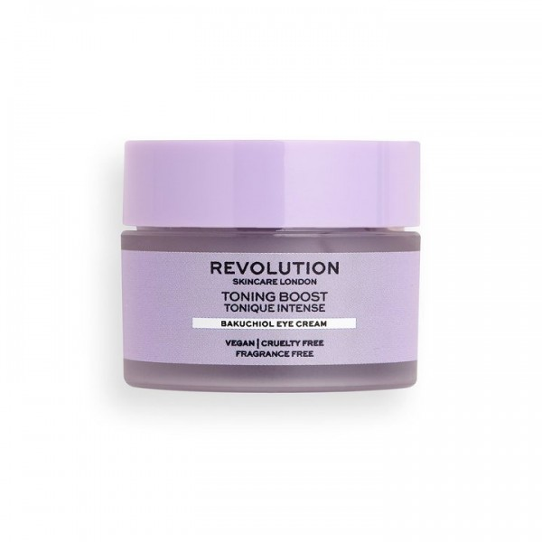 Revolution - Skincare Toning Boost Bakuchiol Eye Cream