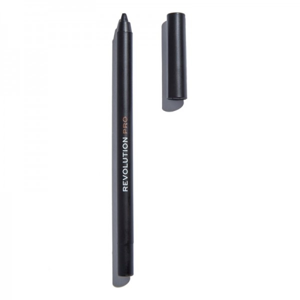 Revolution Pro - Eyeliner - Supreme Pigment Gel Eyeliner - Black