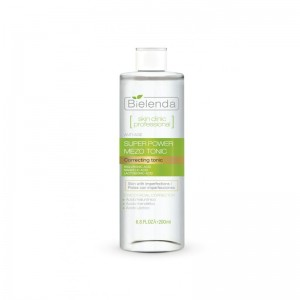 Bielenda - Skin Clinic Professional Face Tonic - Mandelic Acid + Lactobionic Acid