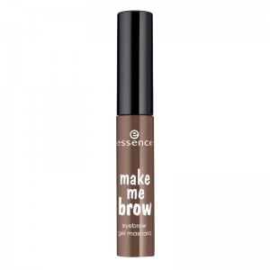 essence - Augenbrauen Gel - make me brow - eyebrow gel mascara 02 - browny brows