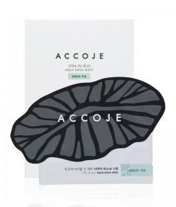 ACCOJE - Gesichtsmaske - Vital in Jeju Aqua Sheet Mask