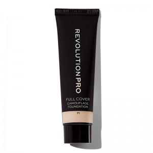 Revolution Pro - Foundation - Full Cover Camouflage Foundation - F1
