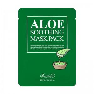 BENTON - Gesichtsmaske - Aloe Soothing Mask Pack