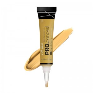 L.A. Girl - Concealer and Corrector - Pro Conceal HD - 991 - Yellow Corrector