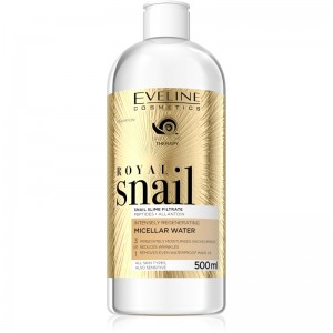 Eveline Cosmetics - Royal Snail 3In1 Micellar Water