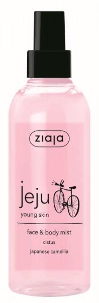 Ziaja - Gesicht und Körperspray - Jeju - Face and Body Mist