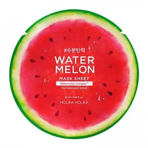 Holika Holika - Gesichtsmaske - Watermelon Mask Sheet