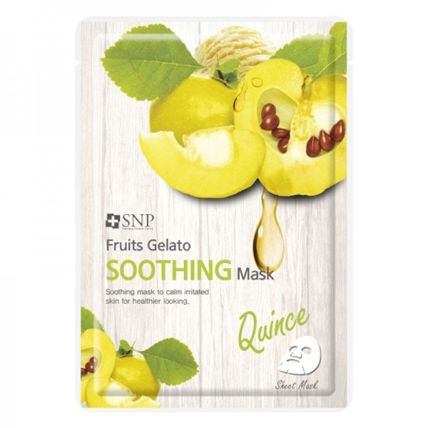 SNP - Fruits Gelato Soothing Mask