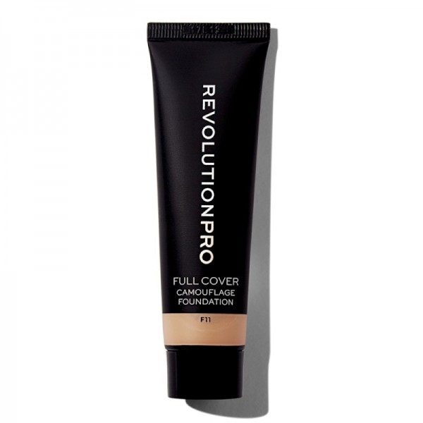 Revolution Pro - Foundation - Full Cover Camouflage Foundation - F11