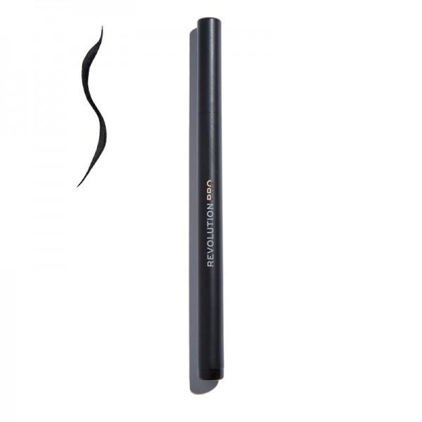 Revolution Pro - Eyeliner Pen - Supreme Black Flick Liner