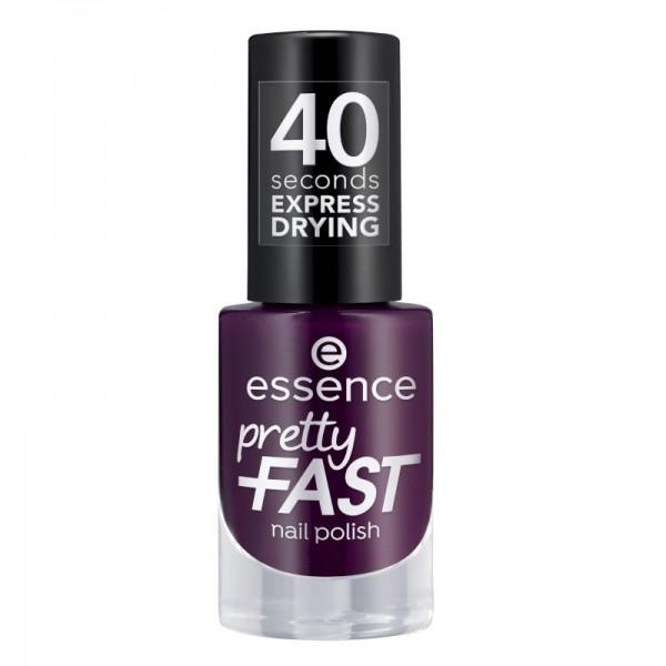 essence - Nagellack - pretty FAST nail polish 05 - Purple Express