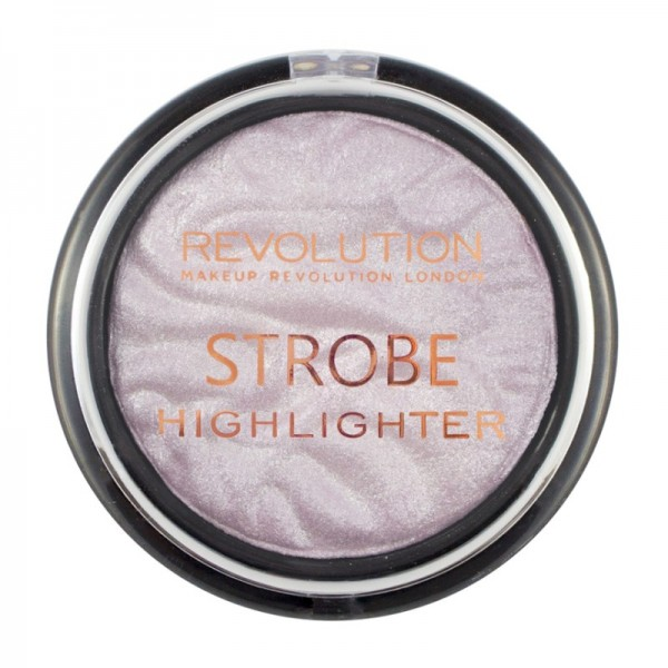 Makeup Revolution - Highlighter - Strobe Highlighter - Lunar
