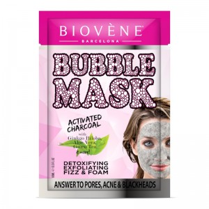 Biovene - Gesichtsmaske - Bubble Mask - 10 ml
