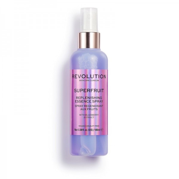 Revolution - Face Care - Skincare Essence Spray - Superfruit