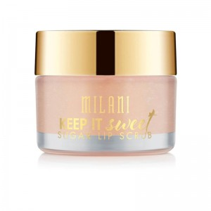 Milani - Lippenpeeling - Keep It Sweet Sugar Lip Scrub - Sugar Sweet