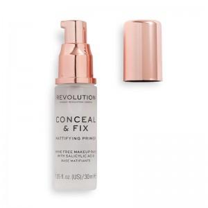 Revolution - Primer - Conceal & Fix Mattifying Primer