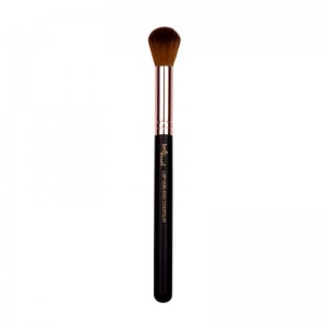 lenibrush - Blend Contour Brush - LBF18 - Matte Black Edition