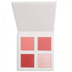Revolution Pro - Rougepalette - 4K Blush Palette - Pink