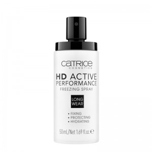 Catrice - Fixierspray - HD Active Performance Freezing Spray