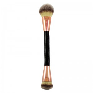 Makeup Revolution - Kosmetikpinsel - Brush Flex - Highlight and Glow