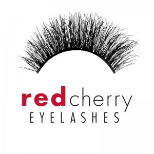 Red Cherry - False Eyelashes - The Night Out Collection - Blissful Eye - Echthaar
