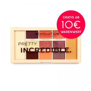 Makeup Revolution - Eyeshadow Palette - I Am Pretty Collection - Pretty Incredible