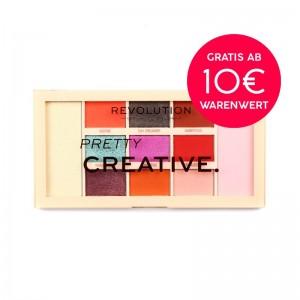Makeup Revolution - Lidschattenpalette - I Am Pretty Collection - Pretty Creative
