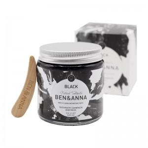 Ben & Anna - Zahnpasta - Natural Toothpaste Black